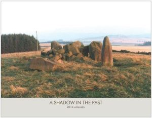 a shadow in the past 2014 calendar